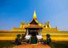 Pha die Luang Stock Afbeelding
