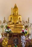 Pha dziąseł Brahma statua w Wata Sri Don księżyc, Chiangmai Tajlandia Zdjęcia Royalty Free