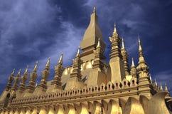 Pha esse Pagoda de Luang Foto de Stock Royalty Free
