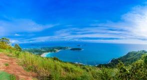 Pha Hin Dum il più alto punto di vista a Phuket Immagine Stock Libera da Diritti