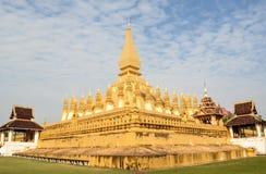 Pha Który Luang Zdjęcie Stock