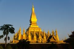 Pha Który Luang Fotografia Stock