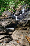 Pha Kuay Mai waterfall Stock Photography