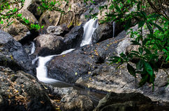 Pha Kuay Mai waterfall Royalty Free Stock Photo