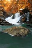 Pha kuaymai siklawa w głębokim dżungli khao Yai parku narodowym Zdjęcie Stock