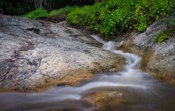 Pha Lat Waterfall Royalty Free Stock Images