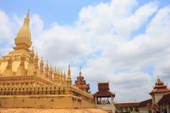 Pha Luang是非常美好的里面。 免版税库存照片