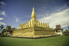 Pha that luang Royalty Free Stock Images