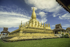 Pha that luang Royalty Free Stock Photography