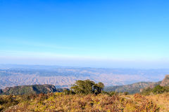 Pha luong mountain Royalty Free Stock Photography