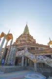 Pha Pha chujący szkło (Wat Pha Kaew) Zdjęcia Stock