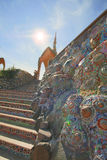 Pha Pha hidden glass (Wat Pha Kaew) royalty free stock photography