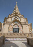 Pha Pha hidden glass (Wat Pha Kaew) royalty free stock photo
