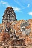 Pha prank sam yod in lopburi, thailand Royalty Free Stock Image