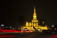 Pha que Luang fotografía de archivo libre de regalías