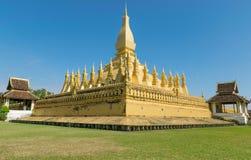 Pha que Luang fotografía de archivo