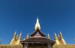 Pha que Luang fotos de archivo