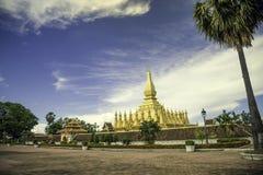 Pha que Luang Imagens de Stock Royalty Free