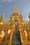 Pha qui Luang Photographie stock libre de droits