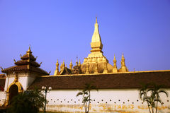 Pha qui Luang Photo stock