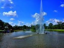 Pha ruang hot springs royalty free stock photo