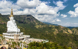 Pha Sorn Keaw famous temple in Thailand Stock Image