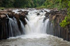 Pha suam waterfall Stock Image