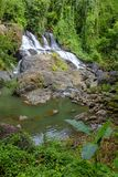 Pha Suea Waterfall Royalty Free Stock Images