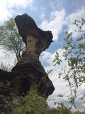 Pha Tam Imagen de archivo libre de regalías