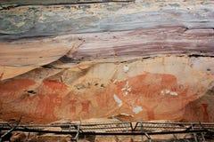 Pha Tam National Park couvre Khong Jiam Photographie stock libre de droits
