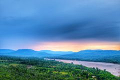 Pha Tam national park. Landscape Thailand season Stock Photo