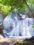 Pha Tat Waterfall Stock Image