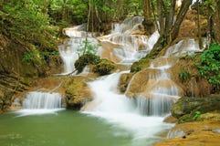 Pha Tat Waterfall2 Royalty Free Stock Images