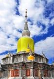 Pha Ten Na diuny świątynia Zdjęcie Stock