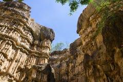 Phachor in Doi Lo  Chiangmai , Grand Canyon National Park, Thail Royalty Free Stock Photos