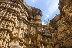 Phachor in Doi Lo  Chiangmai , Grand Canyon National Park Royalty Free Stock Photography