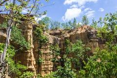 Phachor Grand Canyon National Park, Thail Stock Image