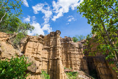Phachor in Mae Wang National Park Royalty Free Stock Photos