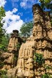 Phachor w Doi Lo Chiangmai, Uroczystego jaru park narodowy, Tajlandzki Zdjęcia Royalty Free