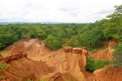Phae Muang Phee - non visto in Tailandia Immagine Stock