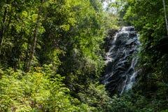 Phaeng Noi waterfall Stock Photos