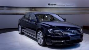 Phaeton του Volkswagen Στοκ Εικόνες