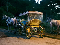 Phaeton. Horse carriage. Phaeton, Horse carriage. The symbol of the horse transportation is the transportation vehicle phaetons Stock Image