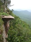 PhaHumHuet. PhaTesticleShrinkage cliff ViewPoint stone stock images