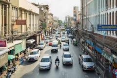 Phahurat la piccola India della Tailandia Fotografia Stock