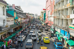 Phahurat Mały India Tajlandia zdjęcie stock