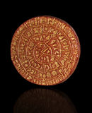 phaistos диска стоковое изображение