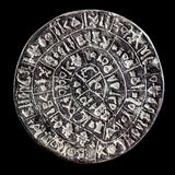 Phaistos Disc Stock Photography