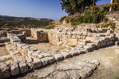 Phaistos pałac Zdjęcie Royalty Free