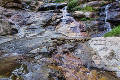 Phalad Waterfall In Chiangmai Stock Images